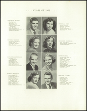 Page 13, 1952 Edition, Paxton High School - Reflector Yearbook (Paxton, IL) online yearbook collection