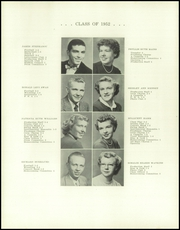 Page 14, 1952 Edition, Paxton High School - Reflector Yearbook (Paxton, IL) online yearbook collection