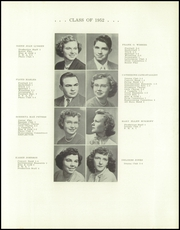 Page 15, 1952 Edition, Paxton High School - Reflector Yearbook (Paxton, IL) online yearbook collection