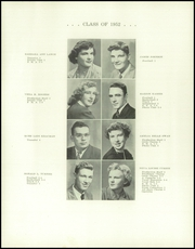 Page 16, 1952 Edition, Paxton High School - Reflector Yearbook (Paxton, IL) online yearbook collection