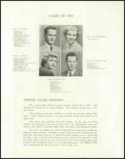 Page 17, 1952 Edition, Paxton High School - Reflector Yearbook (Paxton, IL) online yearbook collection