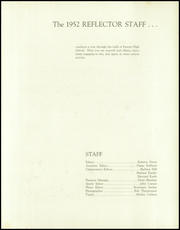 Page 7, 1952 Edition, Paxton High School - Reflector Yearbook (Paxton, IL) online yearbook collection