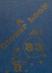 1983 Edition, Paxton High School - Reflector Yearbook (Paxton, IL)