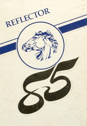 1985 Edition, Paxton High School - Reflector Yearbook (Paxton, IL)