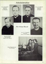 Page 9, 1950 Edition, Schlarman High School - Summit Yearbook (Danville, IL) online yearbook collection