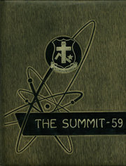 1959 Edition, Schlarman High School - Summit Yearbook (Danville, IL)