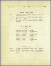 Page 36, 1940 Edition, Polo High School - Cycle Yearbook (Polo, IL) online yearbook collection
