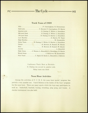 Page 39, 1940 Edition, Polo High School - Cycle Yearbook (Polo, IL) online yearbook collection