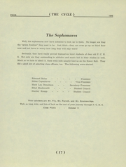 Page 37, 1945 Edition, Polo High School - Cycle Yearbook (Polo, IL) online yearbook collection