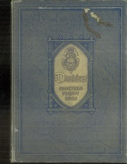 1927 Edition, Sacred Heart Griffin High School - Dominicus Yearbook (Springfield, IL)