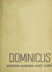 1947 Edition, Sacred Heart Griffin High School - Dominicus Yearbook (Springfield, IL)