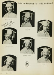 Page 16, 1948 Edition, Sacred Heart Griffin High School - Dominicus Yearbook (Springfield, IL) online yearbook collection