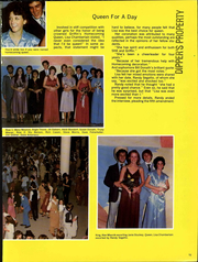 Page 17, 1979 Edition, Sacred Heart Griffin High School - Dominicus Yearbook (Springfield, IL) online yearbook collection