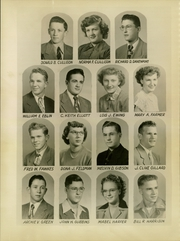 Page 11, 1950 Edition, Edwards County High School - Edwardian Mirror Yearbook (Albion, IL) online yearbook collection