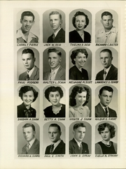Page 17, 1950 Edition, Edwards County High School - Edwardian Mirror Yearbook (Albion, IL) online yearbook collection
