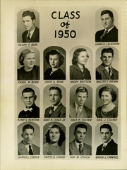 Page 9, 1950 Edition, Edwards County High School - Edwardian Mirror Yearbook (Albion, IL) online yearbook collection