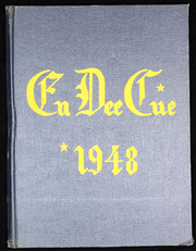 Page 1, 1948 Edition, Notre Dame High School - En Dee Cue Yearbook (Quincy, IL) online yearbook collection