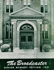 Notre Dame High School - En Dee Cue Yearbook (Quincy, IL) online yearbook collection, 1951 Edition, Page 1