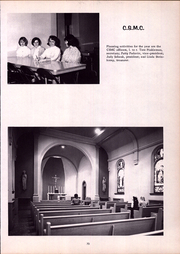 Notre Dame High School - En Dee Cue Yearbook (Quincy, IL) online yearbook collection, 1966 Edition, Page 77