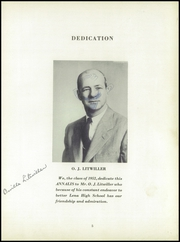 Page 9, 1952 Edition, Lena Winslow High School - Win Nel Yearbook (Lena, IL) online yearbook collection
