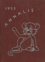Page 1, 1953 Edition, Lena Winslow High School - Win Nel Yearbook (Lena, IL) online yearbook collection