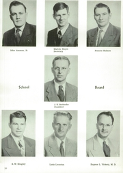 Page 14, 1953 Edition, Lena Winslow High School - Win Nel Yearbook (Lena, IL) online yearbook collection