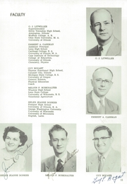 Page 15, 1953 Edition, Lena Winslow High School - Win Nel Yearbook (Lena, IL) online yearbook collection