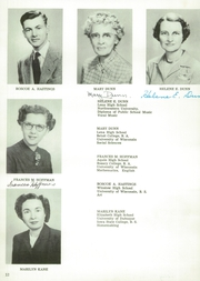 Page 16, 1953 Edition, Lena Winslow High School - Win Nel Yearbook (Lena, IL) online yearbook collection