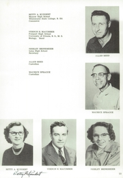 Page 17, 1953 Edition, Lena Winslow High School - Win Nel Yearbook (Lena, IL) online yearbook collection