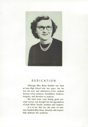 Page 9, 1953 Edition, Lena Winslow High School - Win Nel Yearbook (Lena, IL) online yearbook collection