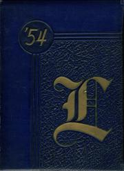 Page 1, 1954 Edition, Lena Winslow High School - Win Nel Yearbook (Lena, IL) online yearbook collection