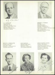 Page 13, 1954 Edition, Lena Winslow High School - Win Nel Yearbook (Lena, IL) online yearbook collection
