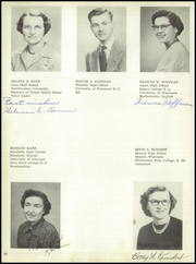 Page 14, 1954 Edition, Lena Winslow High School - Win Nel Yearbook (Lena, IL) online yearbook collection