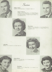 Page 13, 1951 Edition, Marquette High School - Memorare Yearbook (Ottawa, IL) online yearbook collection
