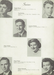 Page 15, 1951 Edition, Marquette High School - Memorare Yearbook (Ottawa, IL) online yearbook collection