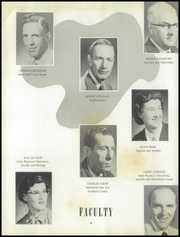 Page 10, 1957 Edition, Wethersfield High School - Green Quill Yearbook (Kewanee, IL) online yearbook collection