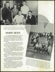 Page 12, 1957 Edition, Wethersfield High School - Green Quill Yearbook (Kewanee, IL) online yearbook collection
