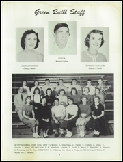 Page 13, 1957 Edition, Wethersfield High School - Green Quill Yearbook (Kewanee, IL) online yearbook collection
