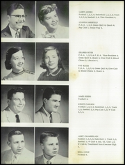 Page 16, 1957 Edition, Wethersfield High School - Green Quill Yearbook (Kewanee, IL) online yearbook collection