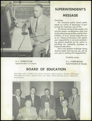 Page 8, 1957 Edition, Wethersfield High School - Green Quill Yearbook (Kewanee, IL) online yearbook collection