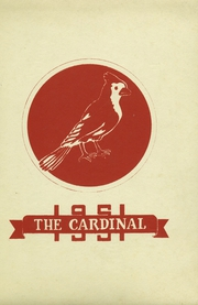 Page 1, 1951 Edition, Erie Community High School - Cardinal Yearbook (Erie, IL) online yearbook collection