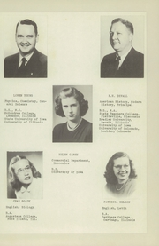 Page 13, 1951 Edition, Erie Community High School - Cardinal Yearbook (Erie, IL) online yearbook collection