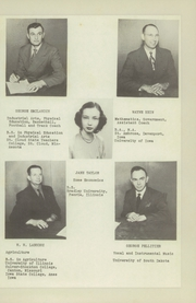 Page 15, 1951 Edition, Erie Community High School - Cardinal Yearbook (Erie, IL) online yearbook collection