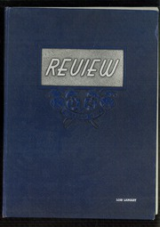 Page 1, 1938 Edition, Marshall High School - Review Yearbook (Chicago, IL) online yearbook collection