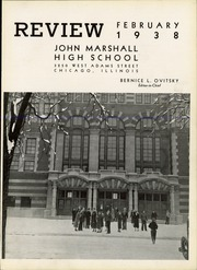 Page 7, 1938 Edition, Marshall High School - Review Yearbook (Chicago, IL) online yearbook collection