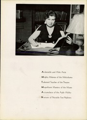 Page 9, 1938 Edition, Marshall High School - Review Yearbook (Chicago, IL) online yearbook collection