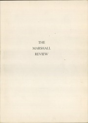 Page 5, 1947 Edition, Marshall High School - Review Yearbook (Chicago, IL) online yearbook collection
