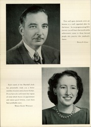 Page 8, 1947 Edition, Marshall High School - Review Yearbook (Chicago, IL) online yearbook collection