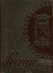Marshall High School - Review Yearbook (Chicago, IL) online yearbook collection, 1949 Edition, Page 1