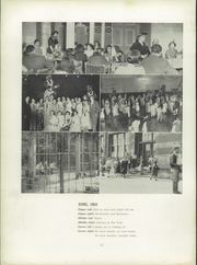 Page 16, 1953 Edition, Marshall High School - Review Yearbook (Chicago, IL) online yearbook collection